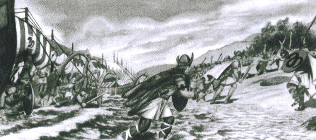 vikinger i england