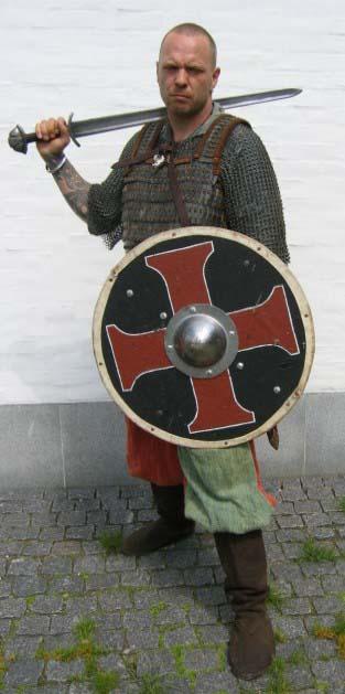 hvor høje blev vikingerne